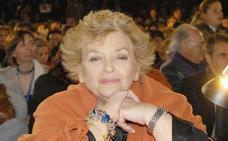 Marisa Porcel debía millon y medio de euros a Hacienda