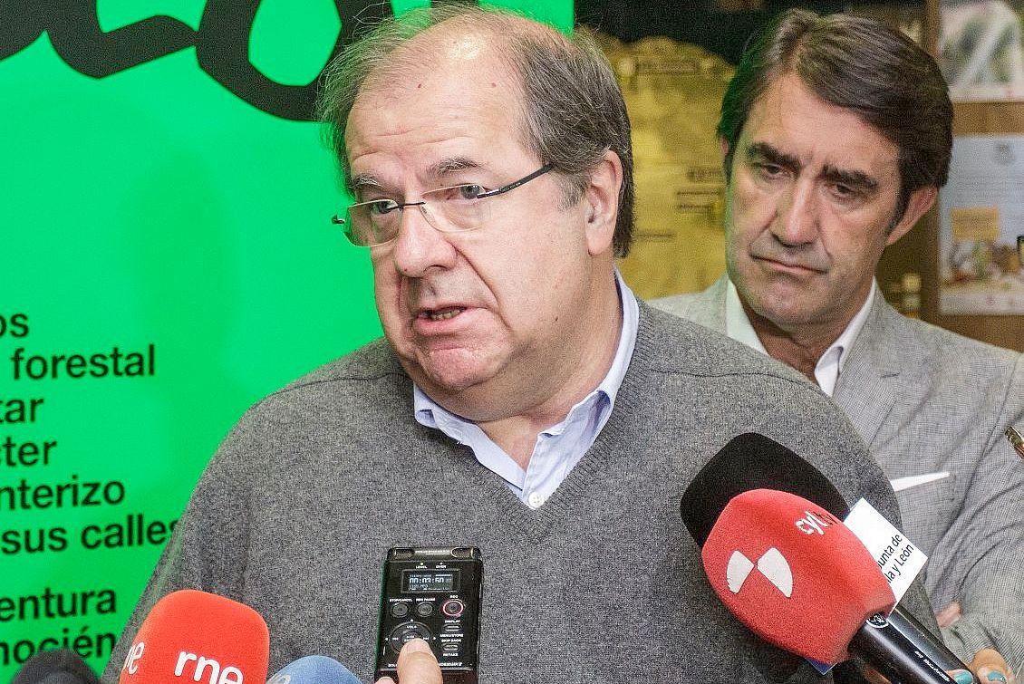 Herrera defiende la legalidad de la conversación de Suárez-Quiñones y Ulibarri en la 'Enredadera'