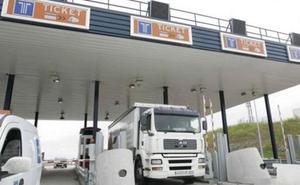 Los transportistas piden una bonificación «del 100%» en la León-Astorga mientras esperan «acontecimientos» en la AP-1