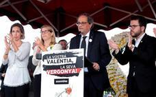 El PP pide al Gobierno que responda a Torra por anunciar que «atacarán» al Estado