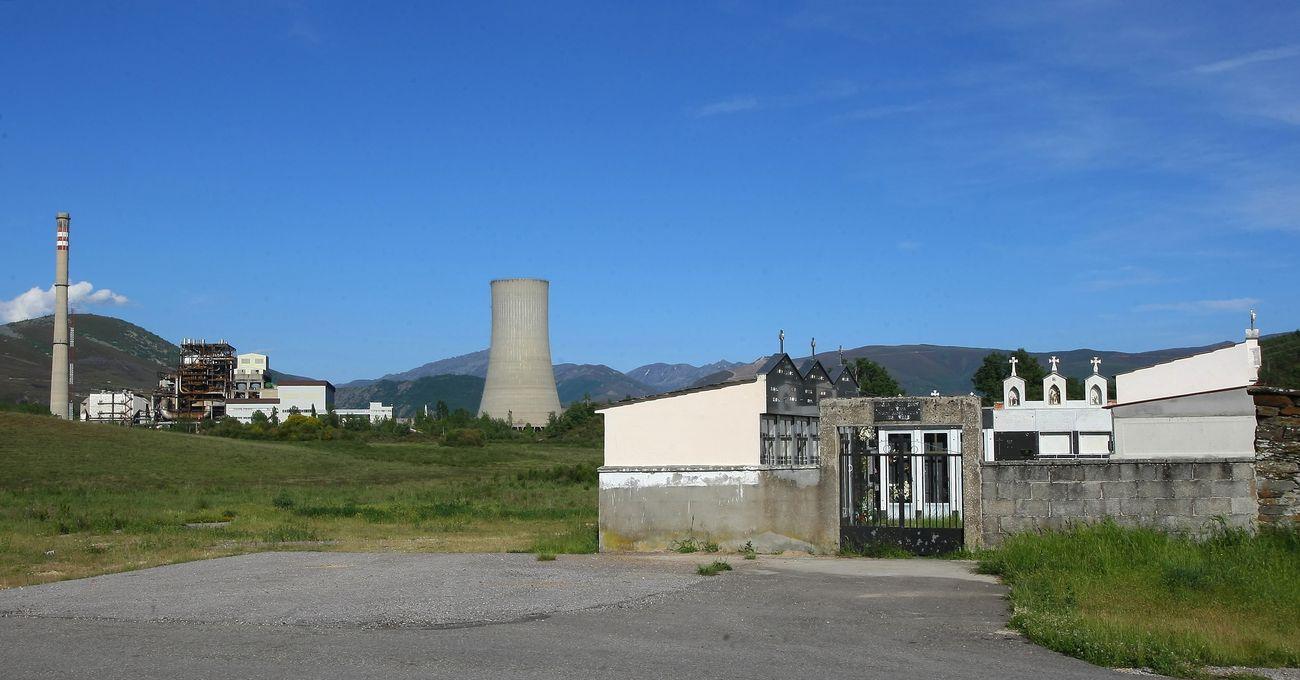 El desmantelamiento de la central térmica de Anllares recibe el visto bueno de impacto ambiental