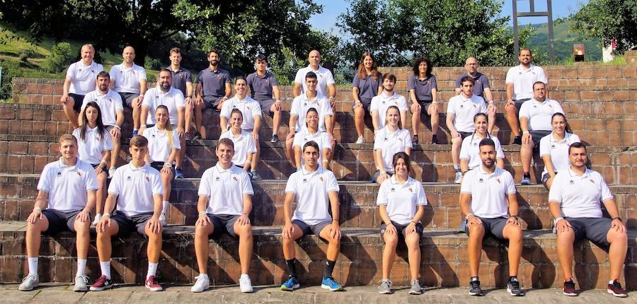 El Campus Piensa en Basket invade Cangas de Narcea