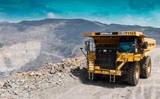 Fallece un mecánico tras sufrir un accidente en uno de los talleres de la mina de Santa Lucía