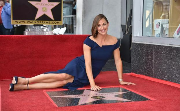 Jennifer Garner. /Afp