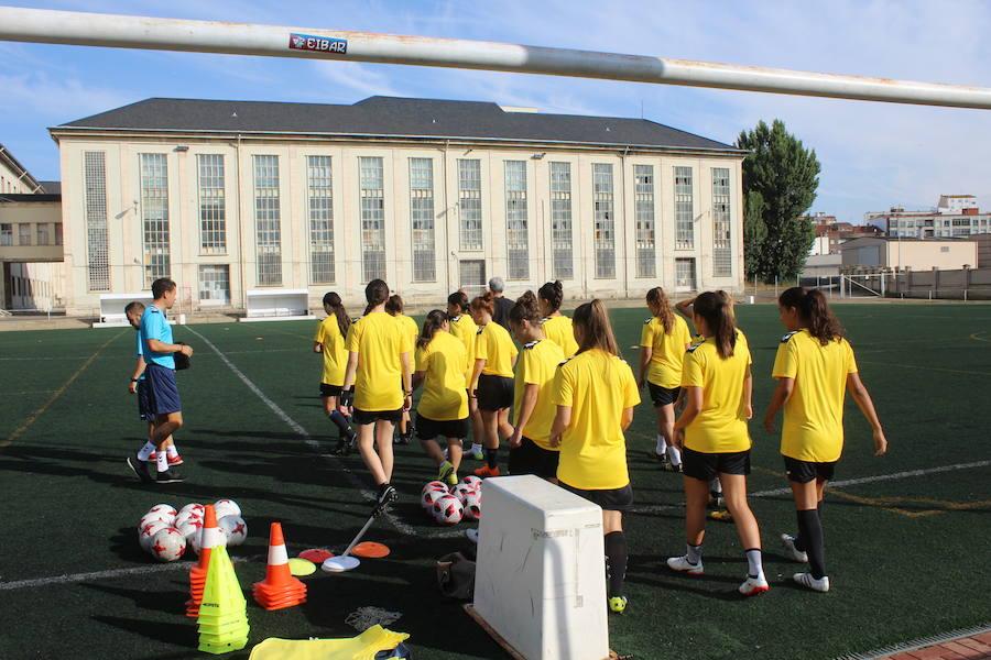 Comienza la pretemporada del Olímpico de León femenino