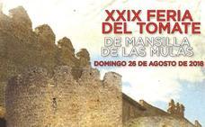 Agosto se despide con la XXIX edición de la Feria del Tomate de Mansilla de las Mulas
