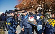 La Policía registra las propiedades de Cristina Fernández de Kirchner por el caso de las 'coimas'
