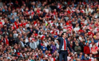 El Arsenal suma ante el West Ham el primer triunfo de la 'era Emery'