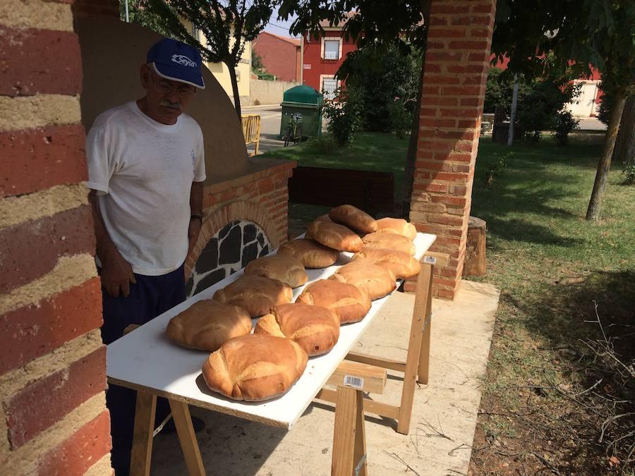 Fiesta del Pan en Villaquejida