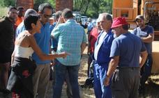 La CHD amenaza con cerrar el 'grifo' a los ganaderos del Torío por no respetar el cauce ecológico