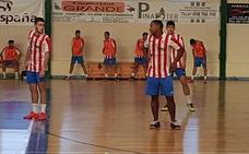 Victoria y buenas sensaciones del Atlético Bembibre FS en el arranque de la pretemporada