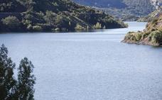 Leve retroceso del agua almacenada en los embalses de la provincia de León