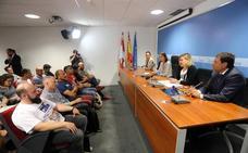 El comité de empresa de Vestas reconoce el «mazazo» del anuncio del cierre porque la planta de Villadangos es la primera del grupo