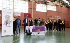 Las Escuelas Deportivas de Coyanza amplían su oferta con gimnasia rítmica y fútbol 7 chupetines