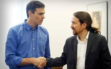 El PSOE y Podemos, en sintonía para subir los impuestos a las rentas más altas