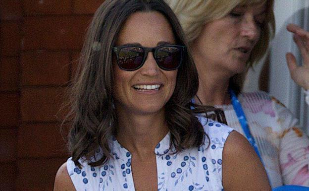 Pippa Middleton. /AFP