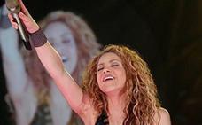 Problemas de salud impiden a Shakira actuar en Los Ángeles