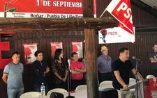 Cendón asegura que el PSOE «luchará por los débiles», en especial «al lado de los trabajadores de Vestas»