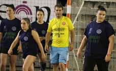 El BM Porriño, rival del Cleba en Copa del Rey