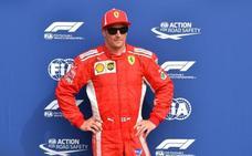Cuando nadie le esperaba, Kimi Räikkönen