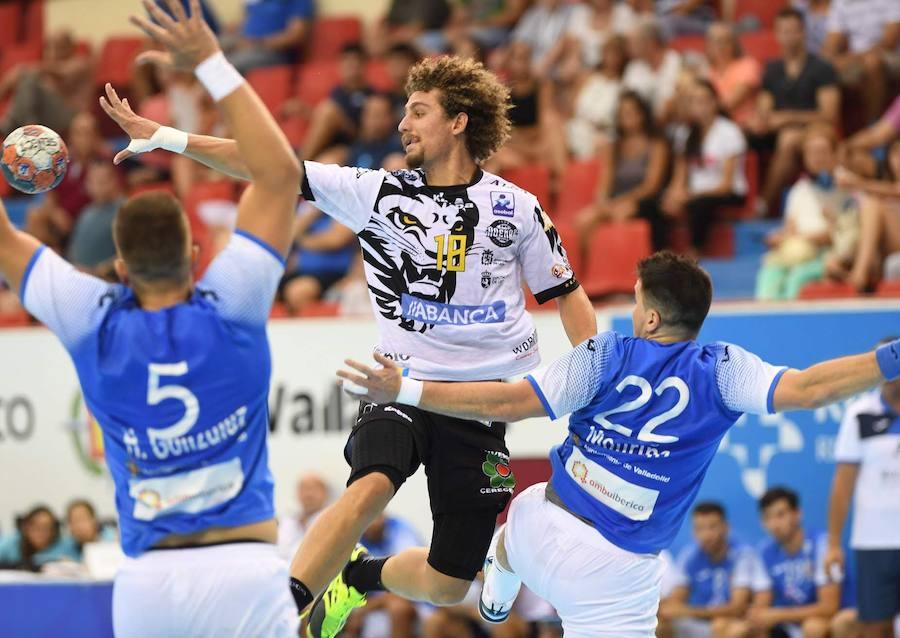 El Abanca Ademar, campeón de la Copa de Castilla y León