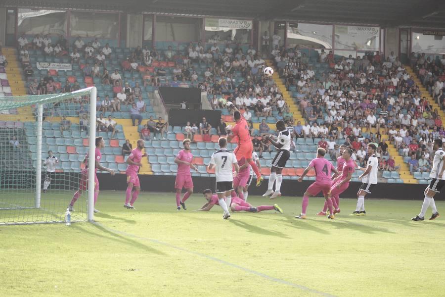 Empate entre el Salamanca CF UDS y la Ponferradina