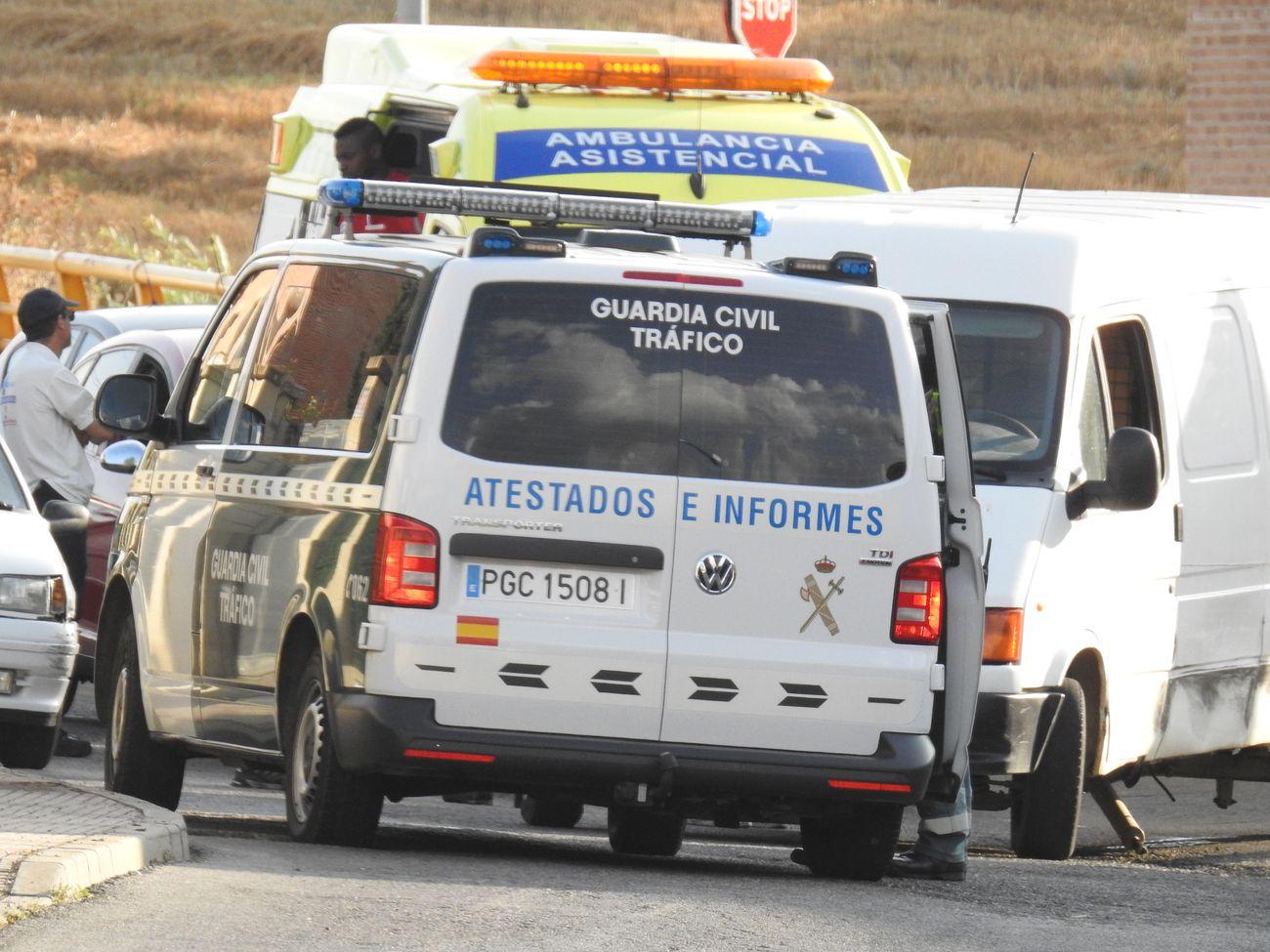Dos accidentes en menos de 24 horas en Villasinta