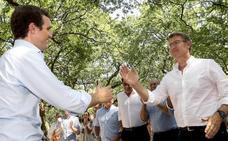 Casado da peso a Feijoó y confía en él para diseñar la nueva estrategia electoral del PP