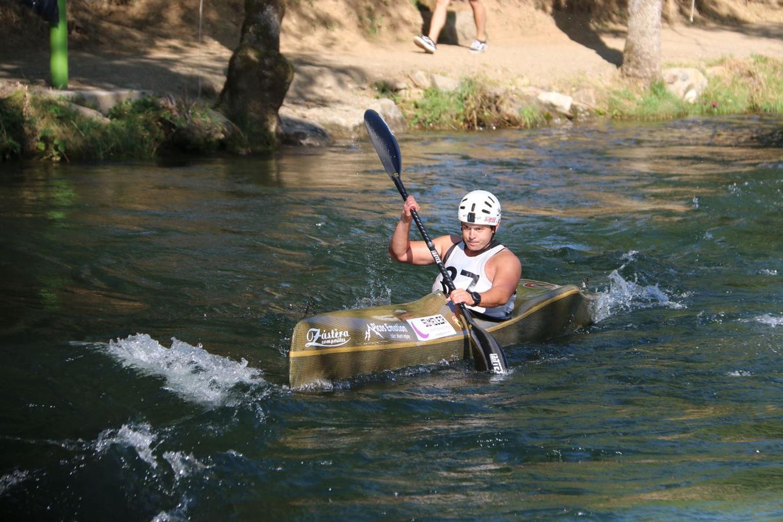 El canal de Sabero-Alejico acoge el Campeonato de España de aguas bravas en modalidad clásica
