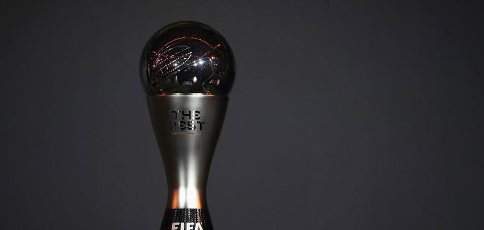 Cristiano, Modric y Salah, finalistas del premio The Best