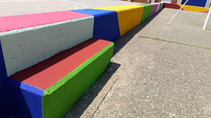 Los muros se llenan de color