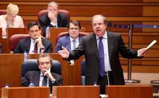 Los portavoces de la oposición y Herrera reafirman sus acuerdos y las reivindicaciones al Gobierno