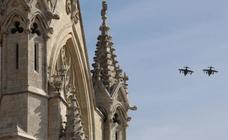 Maridaje entre Catedral y Harrier