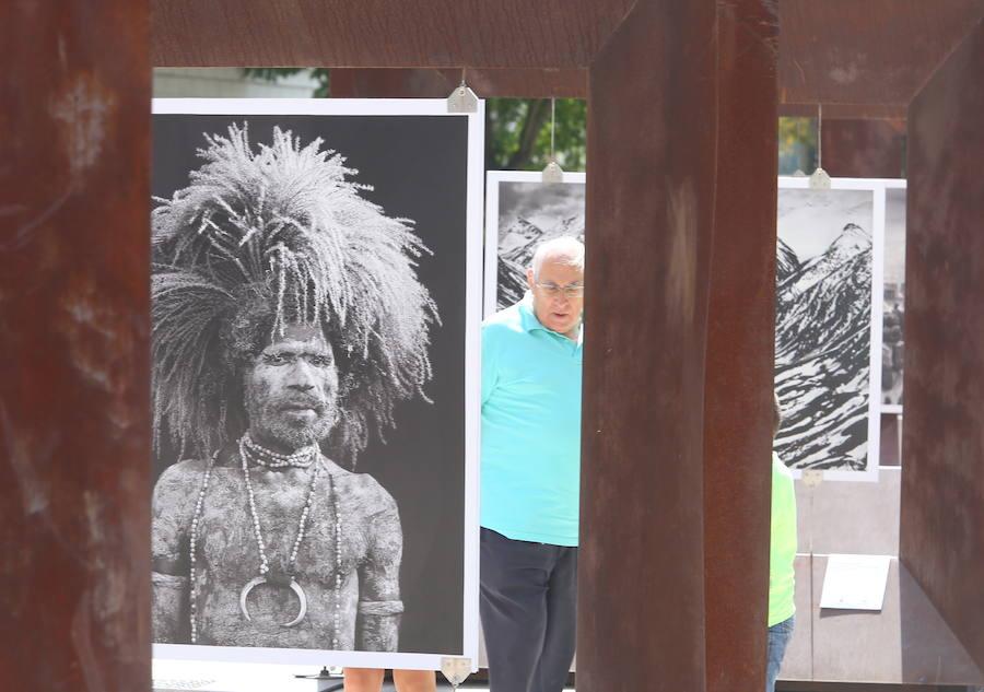 El arte invade la calle de Ponferrada