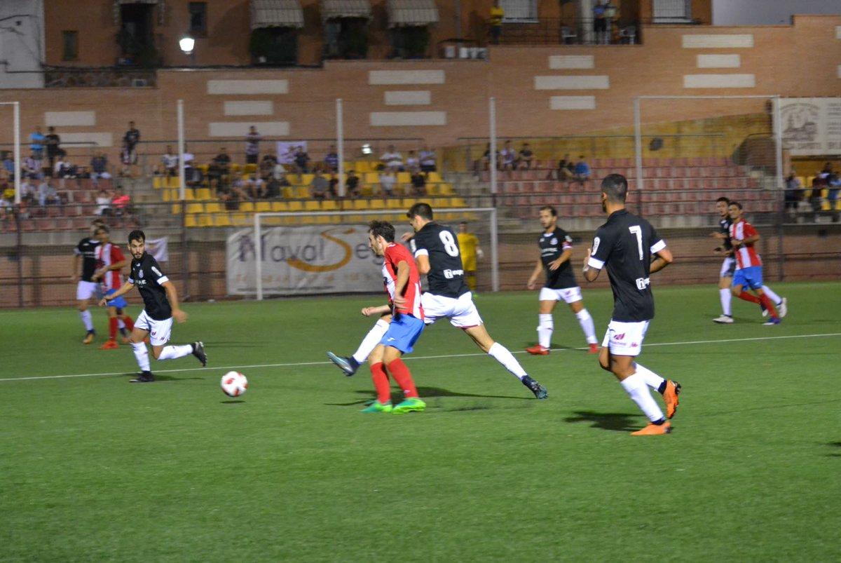 Navalcarnero-Cultural, primera ronda de la Copa del Rey