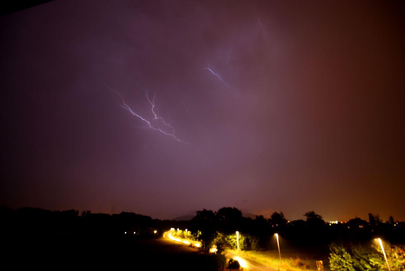 Lluvia y tormentas