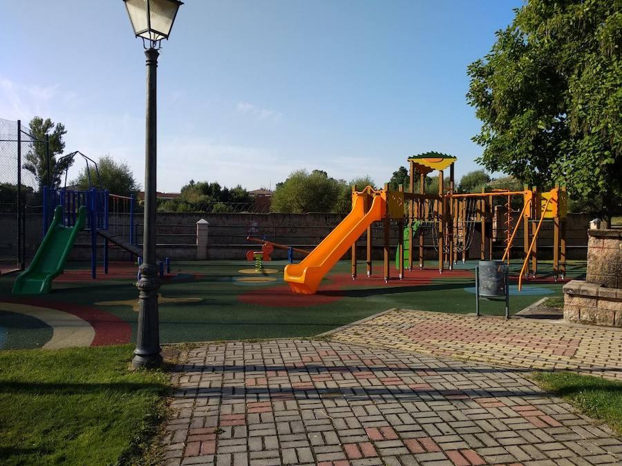 Obras en el municipio de Cuadros