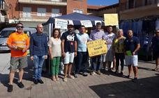 Valencia de Don Juan muestra su apoyo a los trabajadores de Vestas