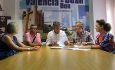 Coyanza y Asprona León firman el convenio de cesión para el nuevo Centro de Terapia Ocupacional