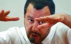 La Justicia italiana ata de manos a la Liga de Salvini al bloquear sus cuentas