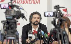 Sarrión anuncia que IU-CyL será acusación popular en la Enredadera por el «papel determinante» de la provincia