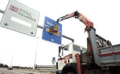 Fomento licita el proyecto para ampliar la A-60 en el tramo Villanubla-La Mudarra