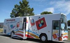 El Ciberbús CyL Digital llega a Astorga este martes