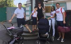 El consulado en Kiev volverá a inscribir a los bebés de gestación subrogada