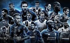 La Liga manda en los premios FIFPro