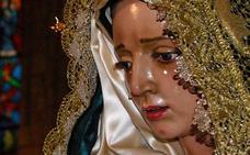 María del Dulce Nombre celebra su festividad con un besamanos
