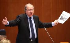 Herrera tilda de «delito industrial» la situación de Vestas e insiste en europeizar el conflicto