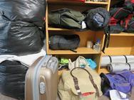 Imágenes de algunos objetos perdidos en la Policía Local de León