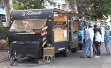 Las 'foodtrucks' volverán a León el 4 de octubre en una nueva edición del Come y Calle en San Francisco