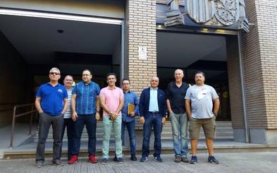 Los trabajadores de Masa Galicia confían en que los tribunales declaren improcedentes los despidos en Anllares